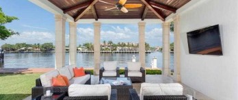 coral ridge waterfront home for sale