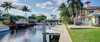 fort lauderdale waterfront house for sale
